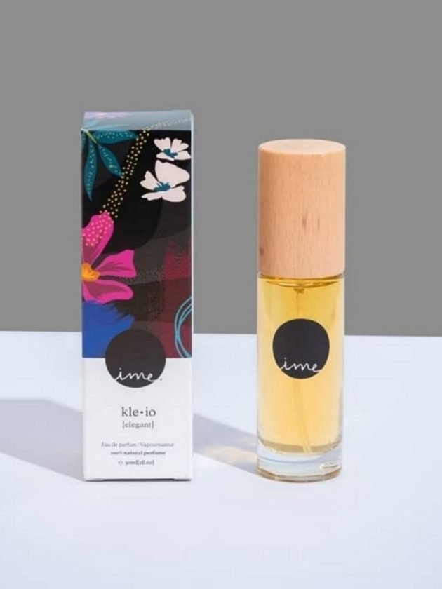 Toxin free, cruelty free and sustainable perfume from IME