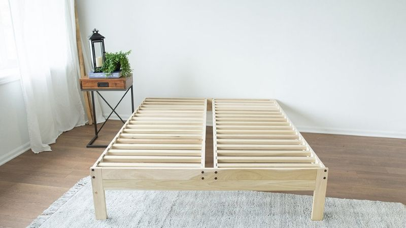 Non-toxic and eco bed frames from My Green Mattress