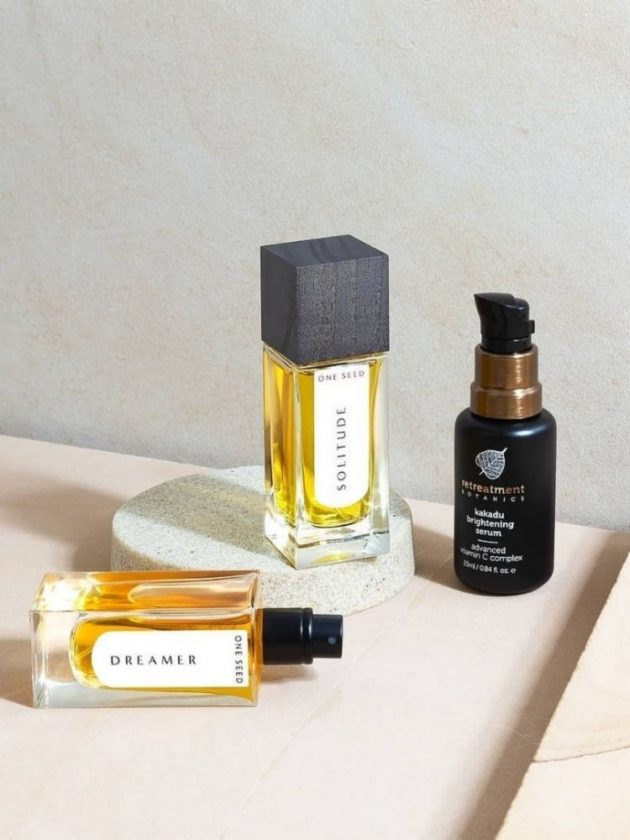 Sustainable and eco-friendly perfume from One Seed