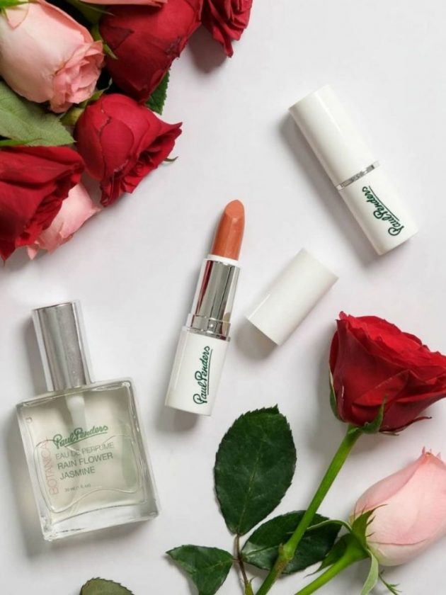 Cruelty free, vegan and sustainable perfume from Paul Penders