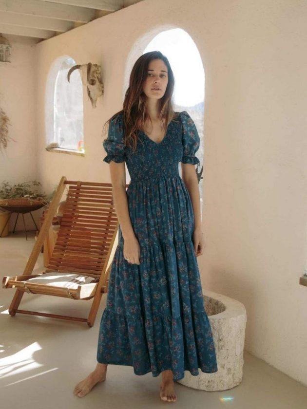 Regenerative organic cotton clothing from Christy Dawn