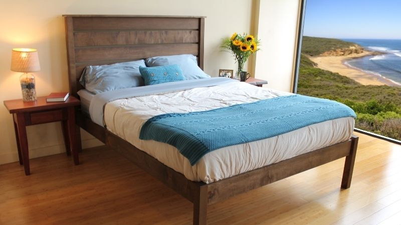 Sustainable bed frames from Savvy Rest