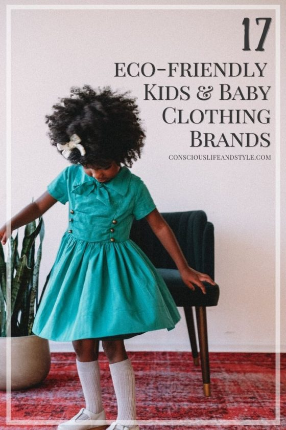 Sustainable Kids and Baby Clothing Brands