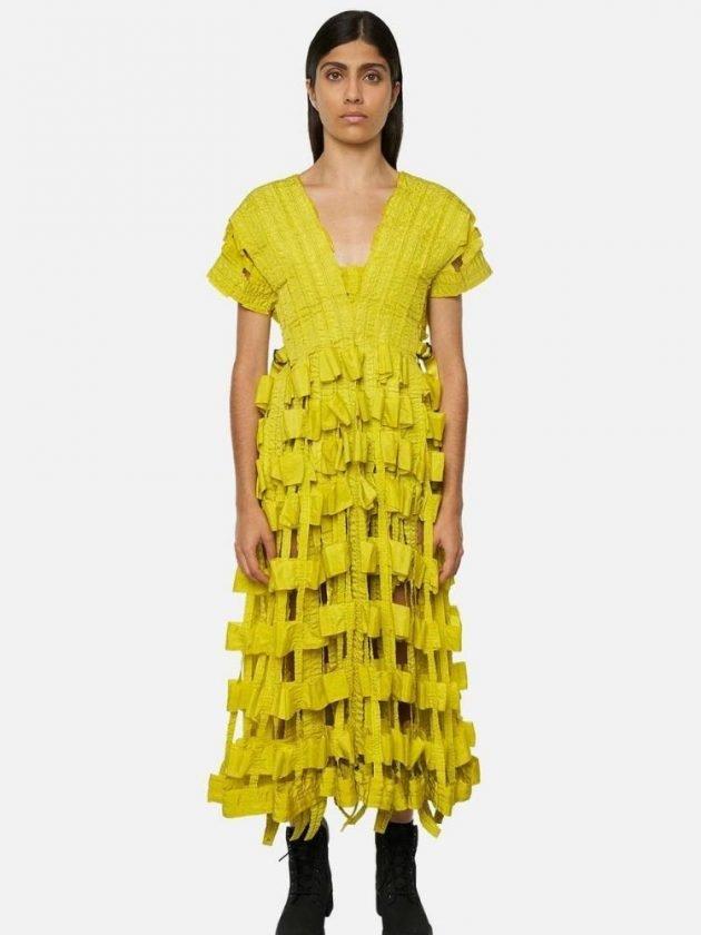 Sustainable UK Fashion Designer Raeburn