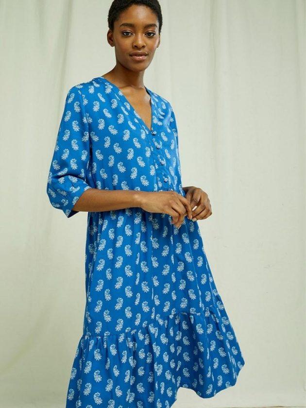 Sustainable UK fashion brand People Tree