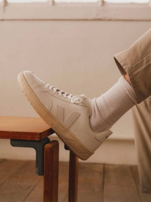 Ethical Sustainable Shoes from Veja