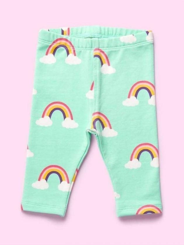 Eco-friendly and sustainable kids trousers from Monica + Andy