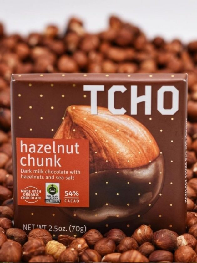 Fair trade ethical dark milk chocolate from TCHO