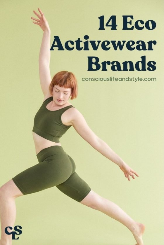 14 Eco Activewear Brands - Conscious Life and Style