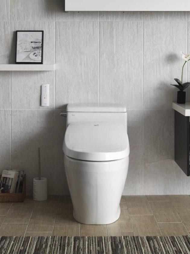 Toilet paper alternative bidet from Bio