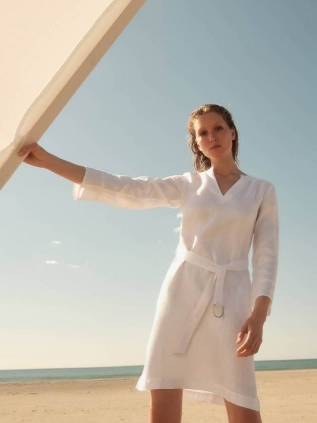 Linen clothing brand from Germany LANIUS