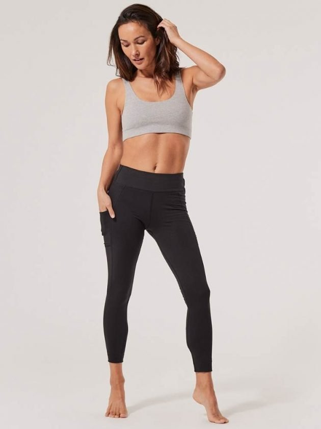 Ethical active wear outfit from PACT