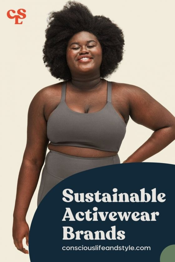 Sustainable Activewear Brands - Conscious Life and Style