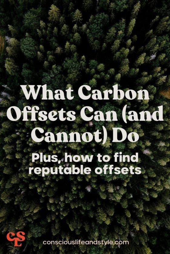What Carbon Offsets Can and Cannot Do. Plus, how to find reputable offsets.