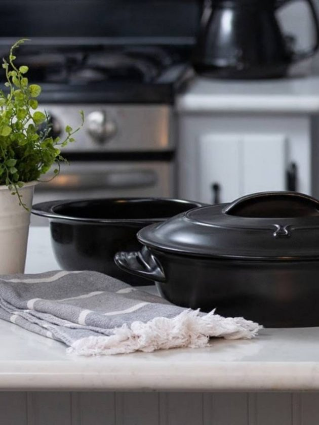 Ceramic pans from Xtrema