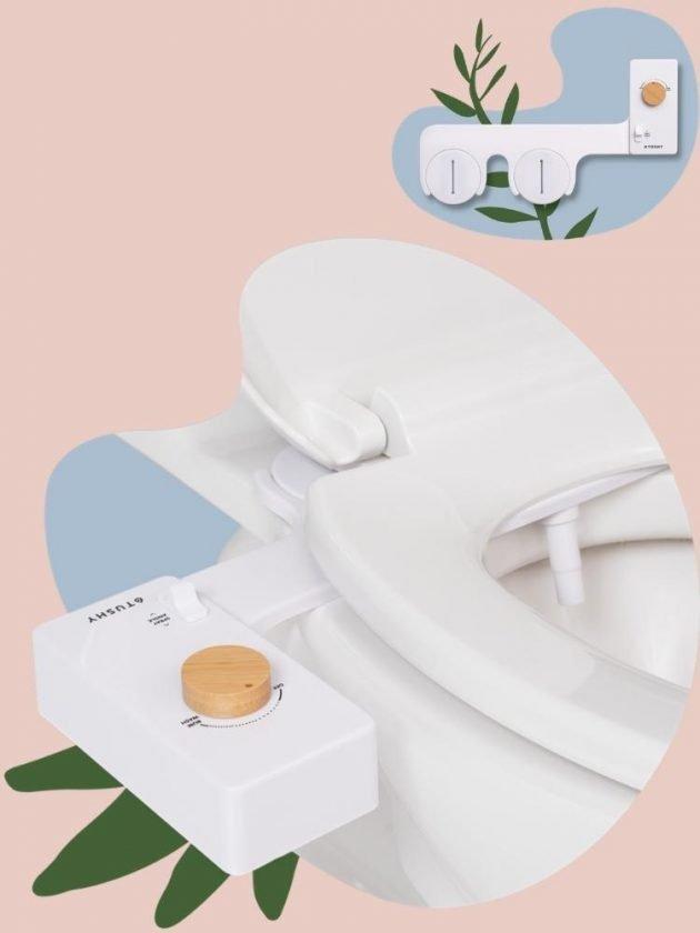 Zero Waste Toilet Paper Alternative: Classic Bidet from TUSHY