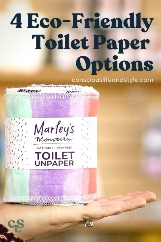 4 Eco-Friendly Toilet Paper Options - Conscious Life and Syle